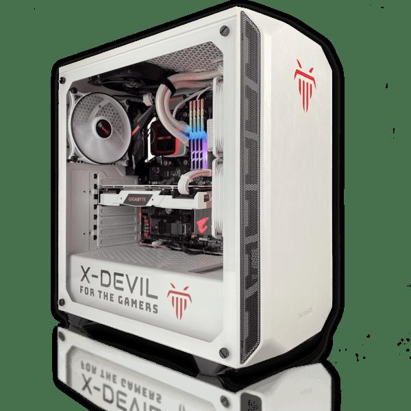 x-devil f11 edge weiß