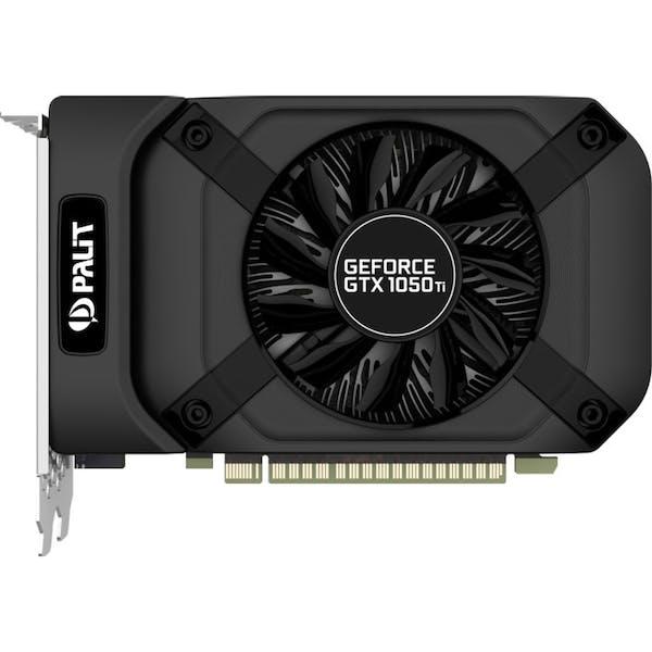 Palit GeForce GTX 1050 Ti StormX, 4GB GDDR5, DVI, HDMI, DP (NE5105T018G1F)_Image_2