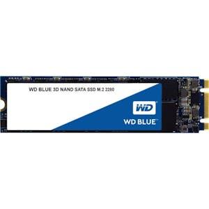 Western Digital WD Blue 3D NAND SATA SSD 500GB, M.2 (WDS500G2B0B)_Image_0