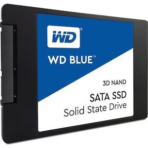 Western Digital WD Blue 3D NAND SATA SSD 500GB, SATA (WDS500G2B0A)_Image_0