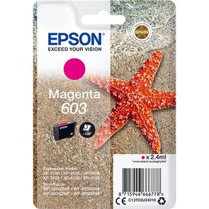 Epson Tinte 603 magenta (C13T03U34010)_Image_0