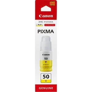 Canon Tinte GI-50Y gelb (3405C001)_Image_0