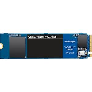 Western Digital WD Blue SN550 NVMe SSD 500GB, M.2 (WDS500G2B0C)_Image_0
