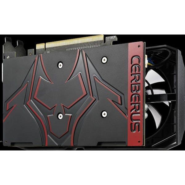 ASUS Cerberus GeForce GTX 1050 Ti Advanced, CERBERUS-GTX1050TI-A4G, 4GB GDDR5 (90YV0A75-M0NA00)_Image_7