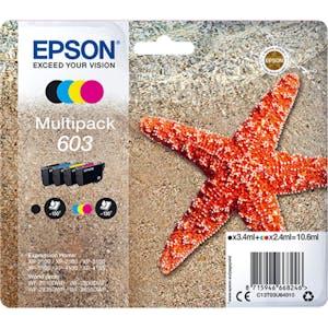 Epson Tinte 603 Multipack (C13T03U64010)_Image_0