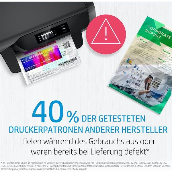 HP Druckkopf mit Tinte 305 XL farbig (3YM63AE)_Image_5