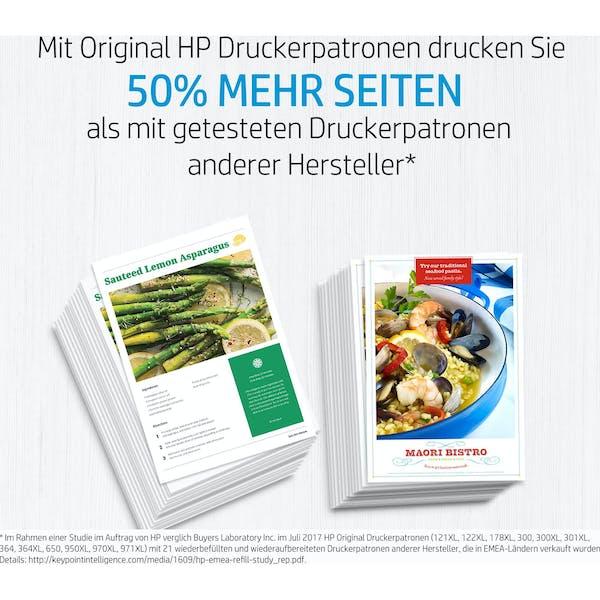 HP Druckkopf mit Tinte 305 XL farbig (3YM63AE)_Image_9