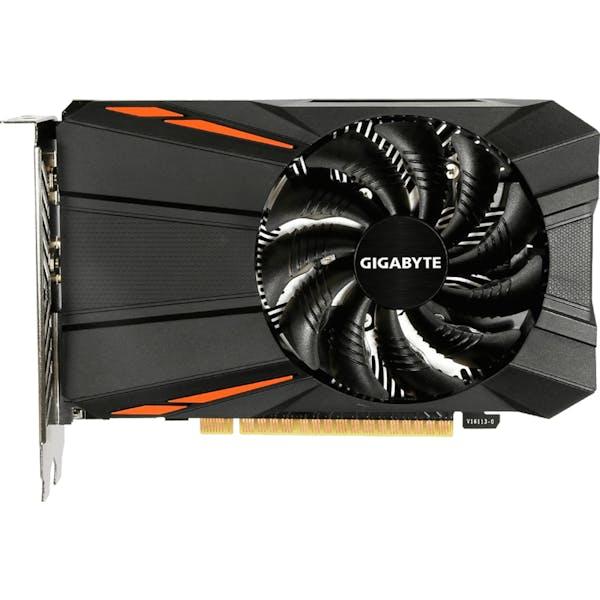 GIGABYTE GeForce GTX 1050 Ti D5 4G, 4GB GDDR5, DVI, HDMI, DP (GV-N105TD5-4GD)_Image_3