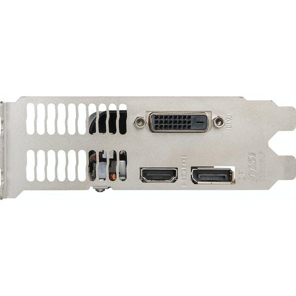 MSI GeForce GTX 1050 Ti 4GT LP, 4GB GDDR5, DVI, HDMI, DP (V809-2404R)_Image_2
