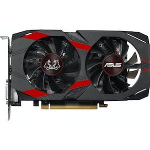 ASUS Cerberus GeForce GTX 1050 Ti OC, CERBERUS-GTX1050TI-O4G, 4GB GDDR5, DVI, HDMI, DP (90YV0A74-M0NA00)_Image_0