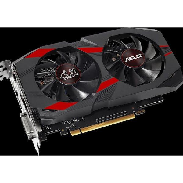 ASUS Cerberus GeForce GTX 1050 Ti OC, CERBERUS-GTX1050TI-O4G, 4GB GDDR5, DVI, HDMI, DP (90YV0A74-M0NA00)_Image_5