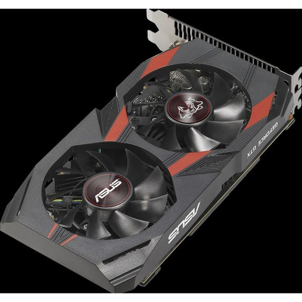 ASUS Cerberus GeForce GTX 1050 Ti OC, CERBERUS-GTX1050TI-O4G, 4GB GDDR5, DVI, HDMI, DP (90YV0A74-M0NA00)_Image_6