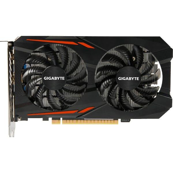 GIGABYTE GeForce GTX 1050 Ti OC 4G, 4GB GDDR5, DVI, HDMI, DP (GV-N105TOC-4GD)_Image_2