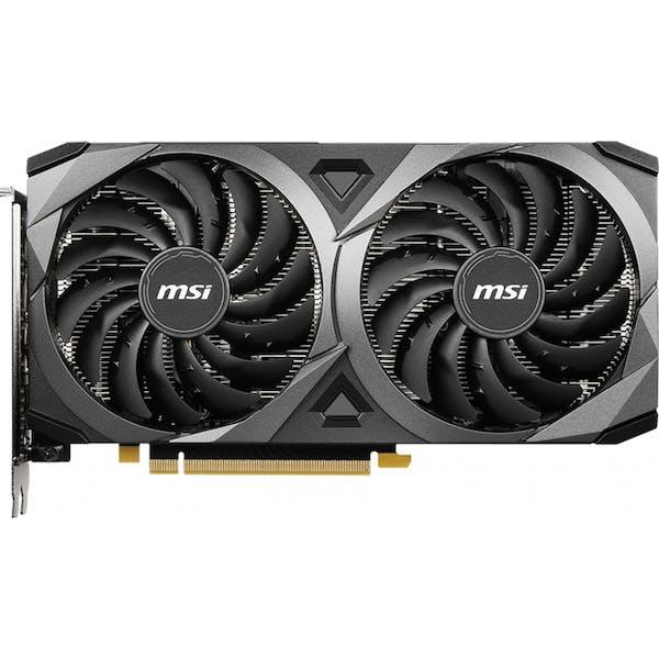 MSI GeForce RTX 3060 Ti Ventus 2X 8G OCV1 LHR, 8GB GDDR6, HDMI, 3x DP (V397-232R)_Image_1