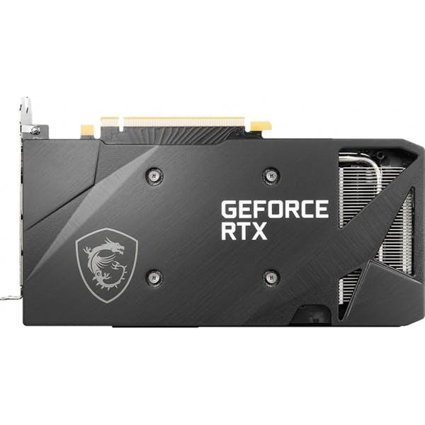 MSI GeForce RTX 3060 Ti Ventus 2X 8G OCV1 LHR, 8GB GDDR6, HDMI, 3x DP (V397-232R)_Image_2