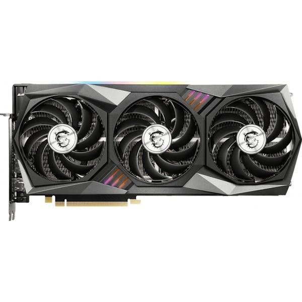 MSI GeForce RTX 3060 Ti Gaming Z Trio 8G LHR, 8GB GDDR6, HDMI, 3x DP (V390-290R)_Image_2