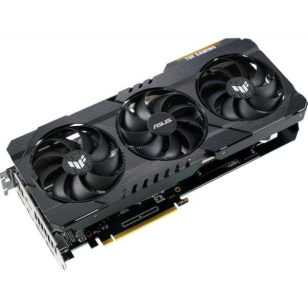 ASUS TUF Gaming GeForce RTX 3060 V2 OC, TUF-RTX3060-O12G-V2-GAMING, 12GB GDDR6, 2x HDMI, 3x DP (90YV0GC0-M0NA10)_Image_0