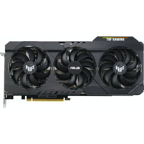ASUS TUF Gaming GeForce RTX 3060 V2 OC, TUF-RTX3060-O12G-V2-GAMING, 12GB GDDR6, 2x HDMI, 3x DP (90YV0GC0-M0NA10)_Image_1