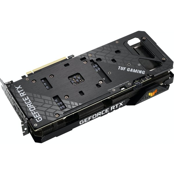 ASUS TUF Gaming GeForce RTX 3060 V2 OC, TUF-RTX3060-O12G-V2-GAMING, 12GB GDDR6, 2x HDMI, 3x DP (90YV0GC0-M0NA10)_Image_3