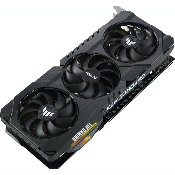ASUS TUF Gaming GeForce RTX 3060 V2 OC, TUF-RTX3060-O12G-V2-GAMING, 12GB GDDR6, 2x HDMI, 3x DP (90YV0GC0-M0NA10)_Image_4