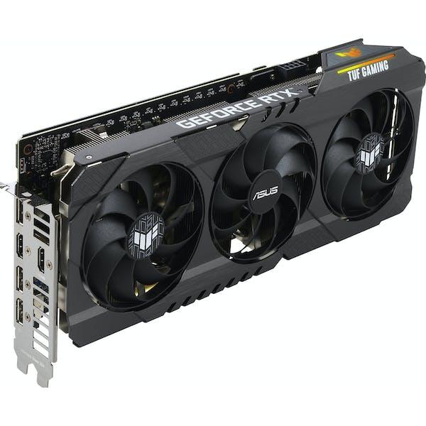 ASUS TUF Gaming GeForce RTX 3060 V2 OC, TUF-RTX3060-O12G-V2-GAMING, 12GB GDDR6, 2x HDMI, 3x DP (90YV0GC0-M0NA10)_Image_5