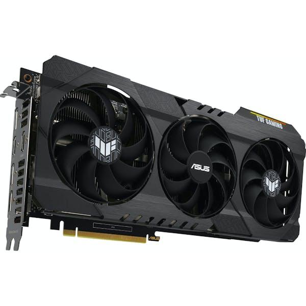 ASUS TUF Gaming GeForce RTX 3060 V2 OC, TUF-RTX3060-O12G-V2-GAMING, 12GB GDDR6, 2x HDMI, 3x DP (90YV0GC0-M0NA10)_Image_8