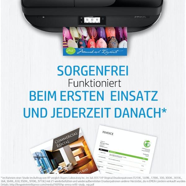 HP Druckkopf mit Tinte 305 schwarz/farbig (6ZD17AE)_Image_8